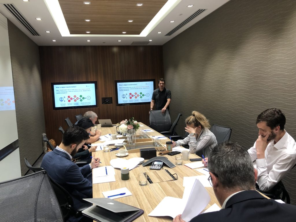 Event Recap: Where to start with Digital Transformation